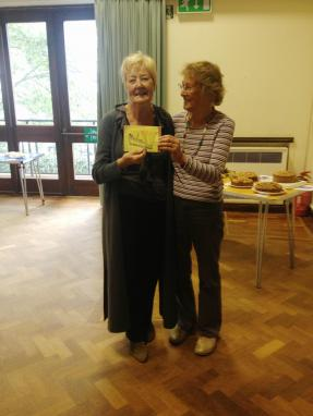 Lyn Broad: Winner: Jam